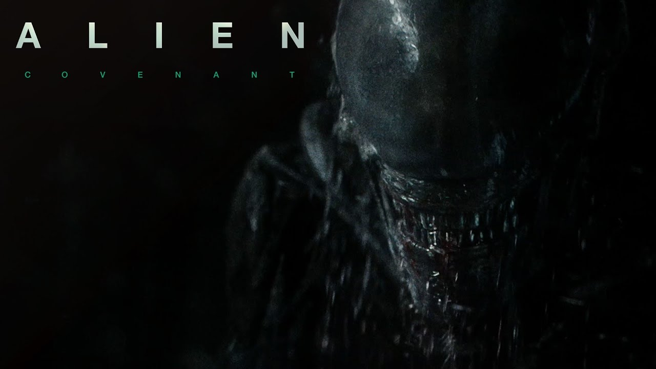 Watch ALIEN: COVENANT Run, Hide, Pray Trailers and Choose Wisely