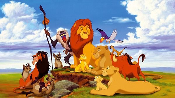 Disney's Live Action LION KING Gets a Release Date Plus Casting News