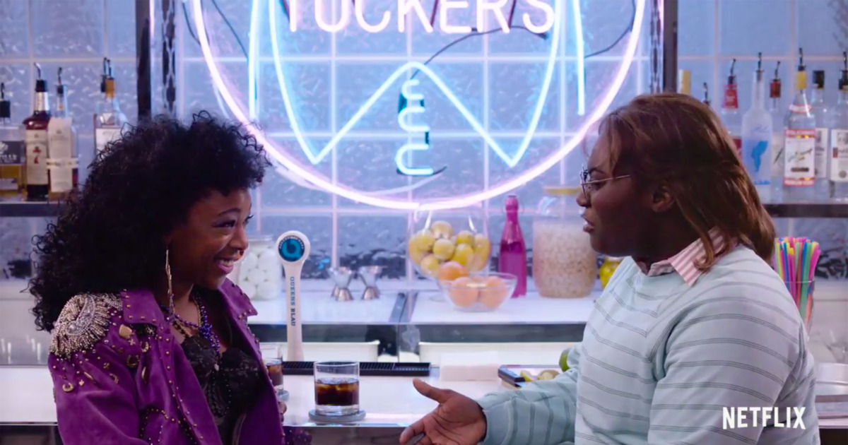 Orange Is the New Black Meets Black Mirror Mash Up Will Make You Laugh/Cry