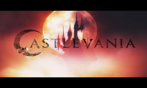 We Have a Teaser and Release Date for the Netflix CASTLEVANIA Animated Series