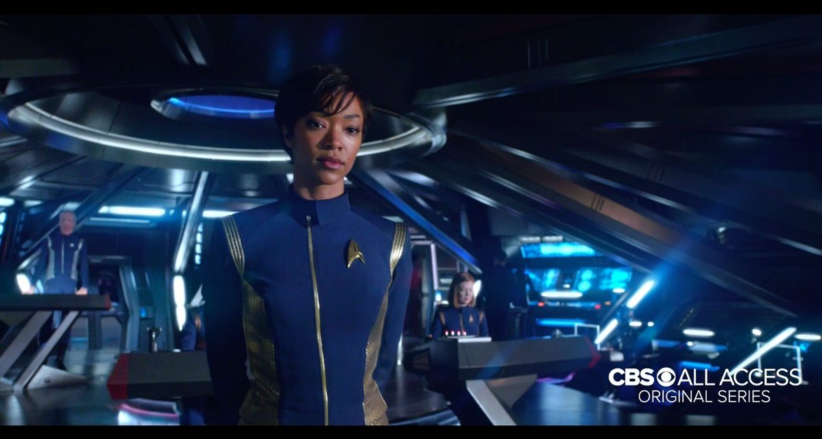 Top 5 Thoughts About the STAR TREK: DISCOVERY Trailer