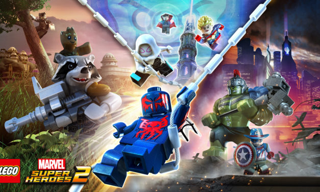 Come Watch the Trailer for LEGO MARVEL SUPERHEROES 2