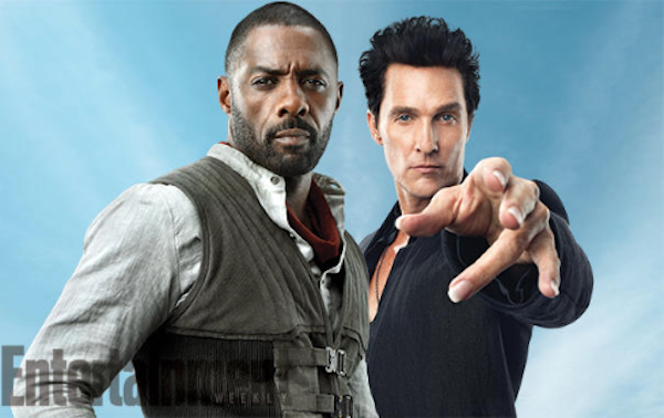 Elba and McConaughey Duke it Out With THE DARK TOWER Footage on Twitter