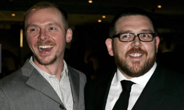 Simon Pegg and Nick Frost Are Making New Comedy-Horror, SLAUGHTERHOUSE RULEZ