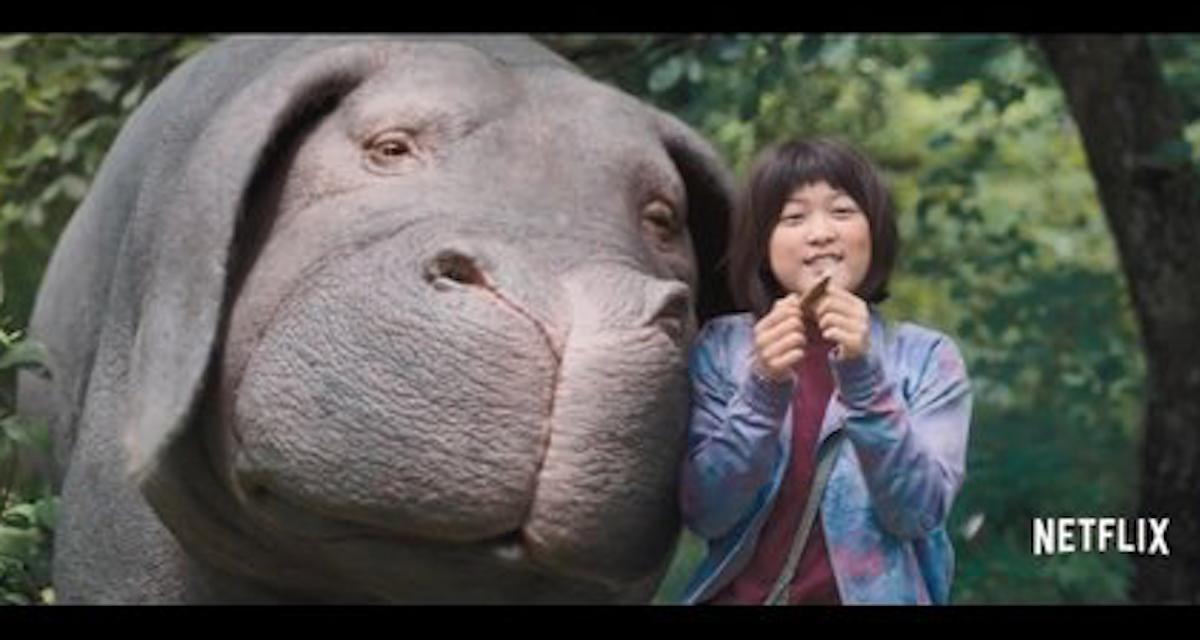 Watch Netflix's Crazy Compelling Official OKJA Trailer