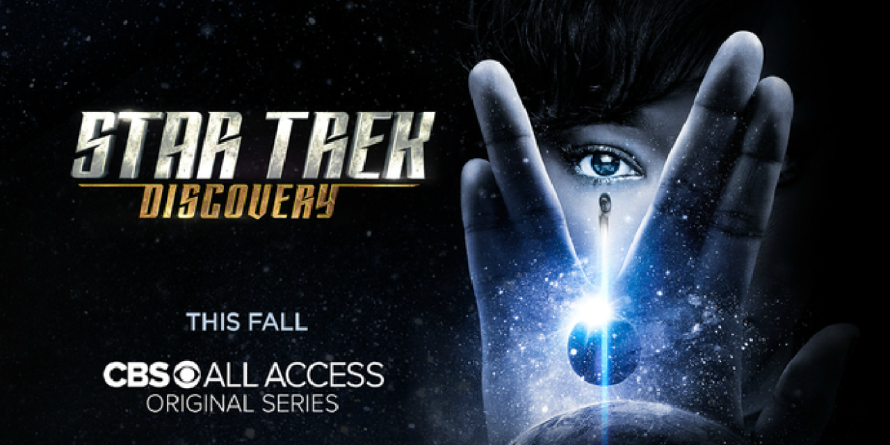 Here is the First Trailer for STAR TREK: DISCOVERY