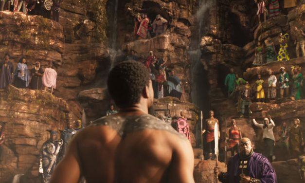 New Jaw-Dropping BLACK PANTHER Pics Give Us More Insights into the Upcoming Marvel Film