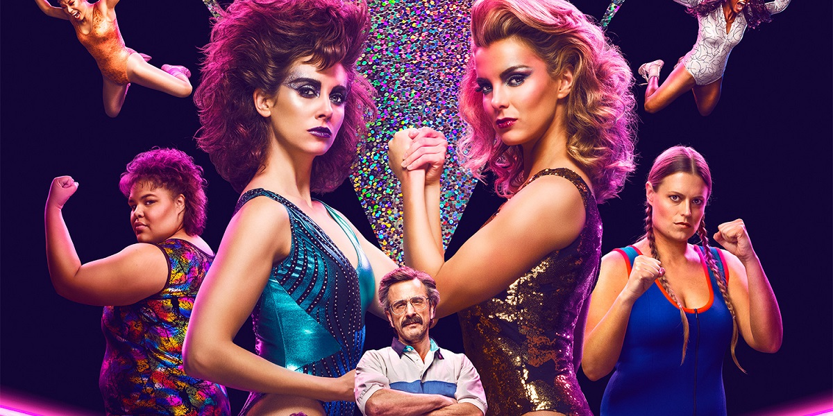 Netflix's GLOW Season One Review: Fun, Ferocious and a Testament to Female Power