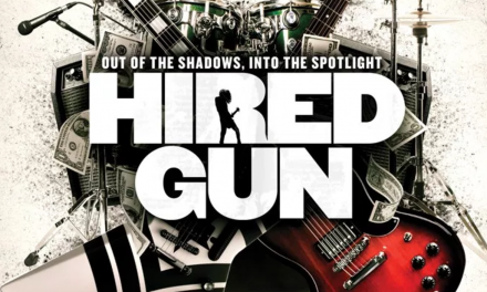 Movie Review – HIRED GUN