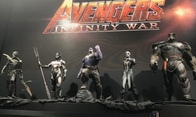 Looks Like We Have Another Hero Confirmed for the Fourth AVENGERS Film
