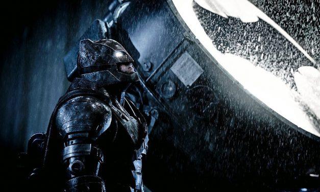 THE BATMAN Script Is Starting from Scratch Says Matt Reeves