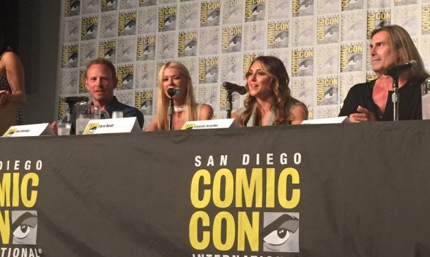 SDCC 2017: SHARKNADO 5 Panel Reveals Celebrity Cameos!