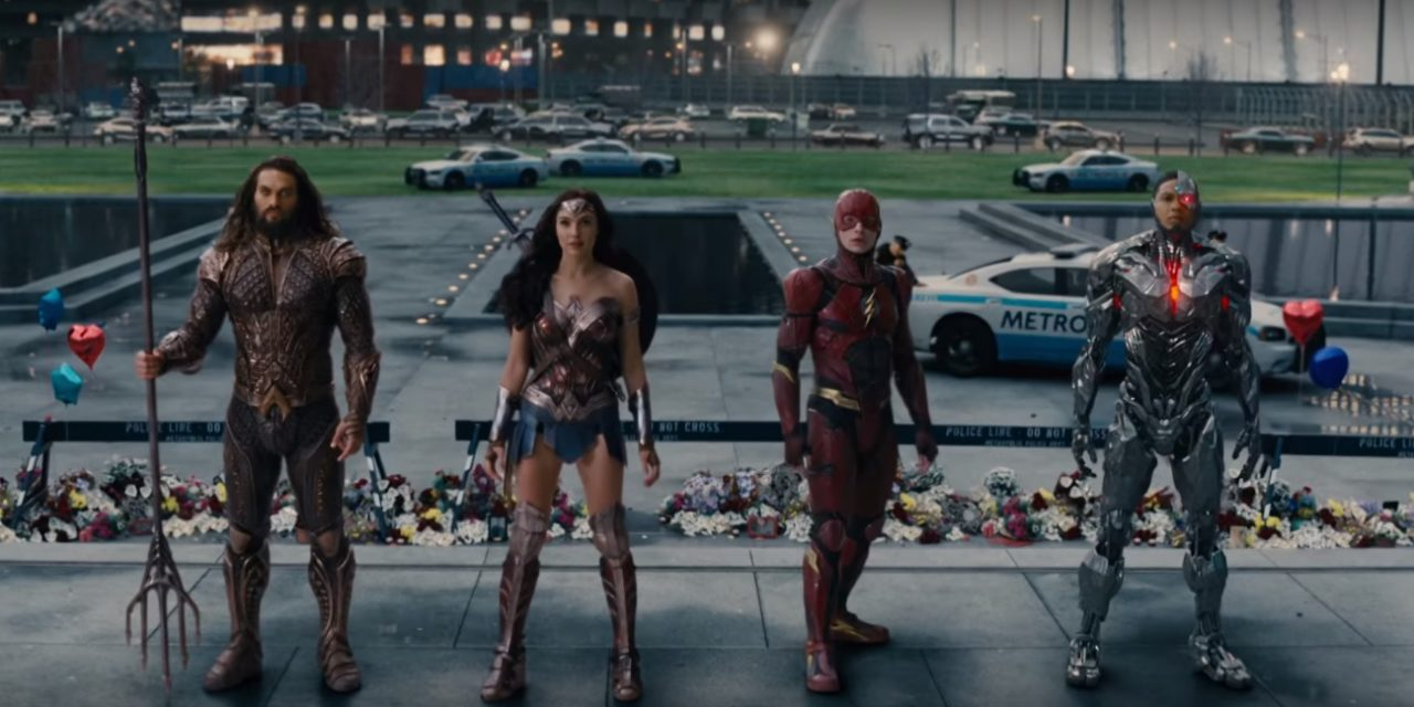 New Details on JUSTICE LEAGUE Suggest a Lighter Tone Was Always the Plan