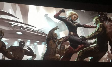 New Rumors on CAPTAIN MARVEL Include the Kree Mar-Vell and Psyche-Magnitron
