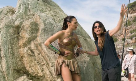 WB Planning to Campaign WONDER WOMAN For Best Director and Best Picture