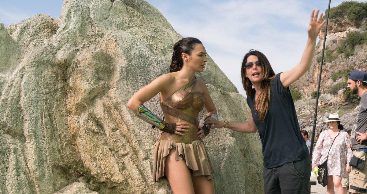 Patty Jenkins Will Return to Direct WONDER WOMAN 2