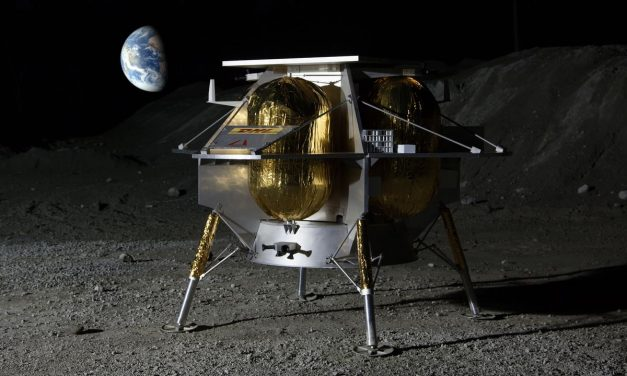 Private Moon Lander is Set to Launch in 2019