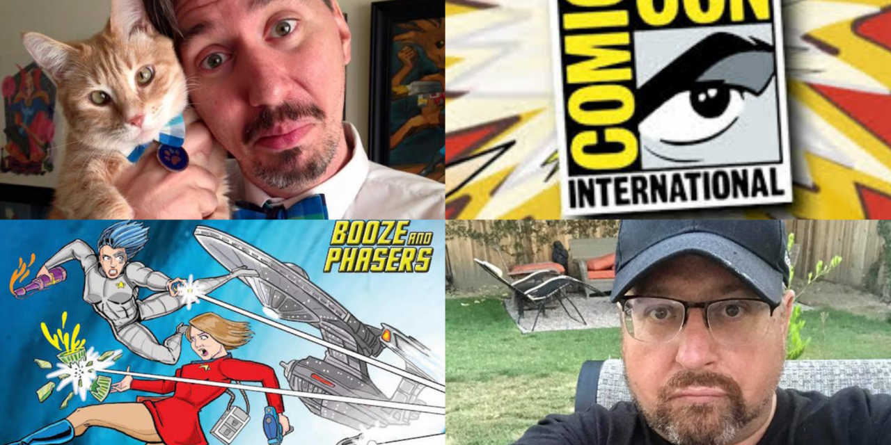 Ep 36 – SDCC 2017 Hopes and Wishes with Matt Key and Brian D. Bradley