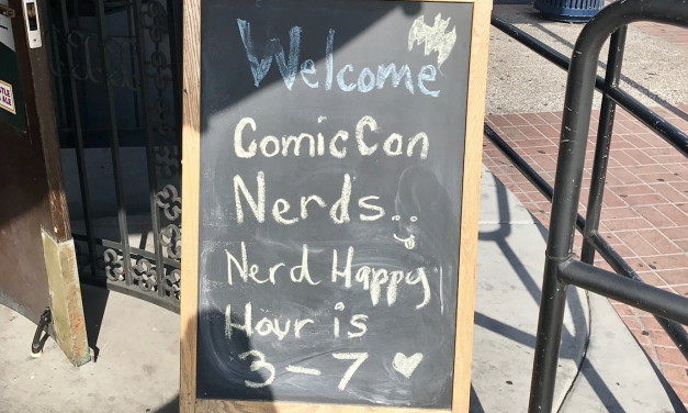 SDCC 2017: A Comic-Con Journal – Day One
