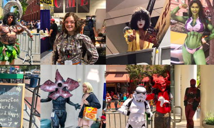 "SDCC: The Best of ""Overheard at San Diego Comic Con"" 2017"