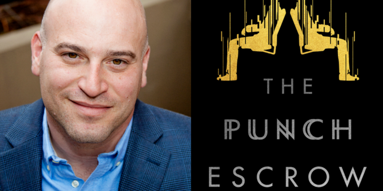 Ep 50 – The Punch Escrow Writer, TAL M. KLEIN, on Kneel Before Aud