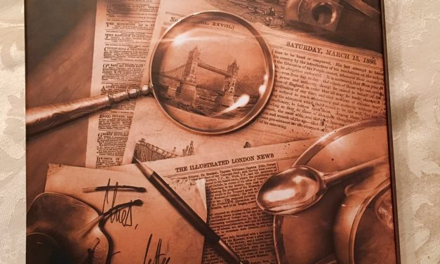 SHERLOCK HOLMES: CONSULTING DETECTIVE – Asmodee Gives This Classic a New Paint Job (and a Little Work Under the Hood)