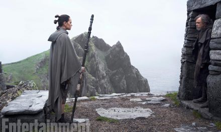 Abandonment Issues at Play Between Rey and Luke in STAR WARS: THE LAST JEDI