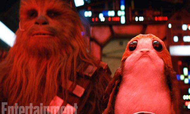 Porgmania Continues with Porgs Bringing the STAR WARS Theme to Life