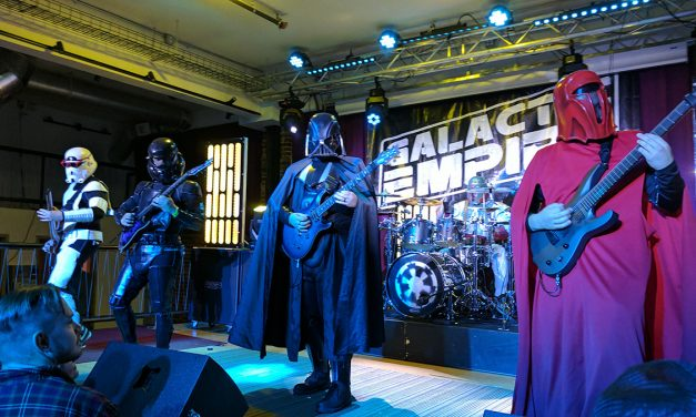 GALACTIC EMPIRE ROCKS: An Evening With the Galaxy's Most Metal Band