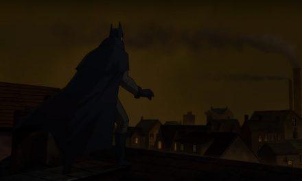 GOTHAM BY GASLIGHT Promises Victorian Fun with Batman