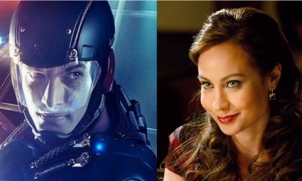 DC'S LEGENDS OF TOMORROW Cast Courtney Ford in Recurring Role