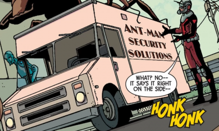 Looks Like Scott Lang Is in the Security Business for ANT-MAN AND THE WASP