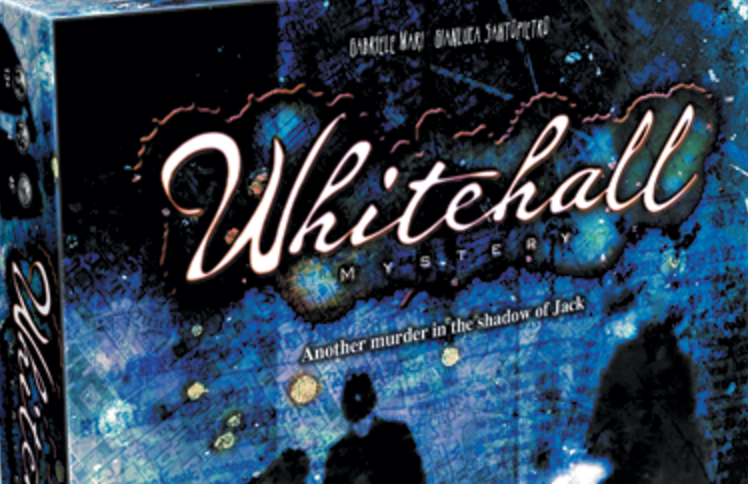 WHITEHALL MYSTERY – Who's That? It's Jack!