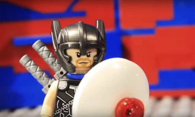 THOR: RAGNAROK Gets the Fan Treatment in Fun Trailer Recreations