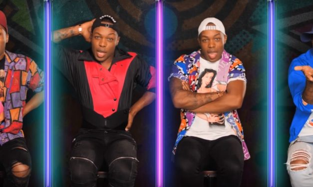 "Enjoy Your Throwback Thursday With Todrick Hall's Megamix ""4 the 90s"""