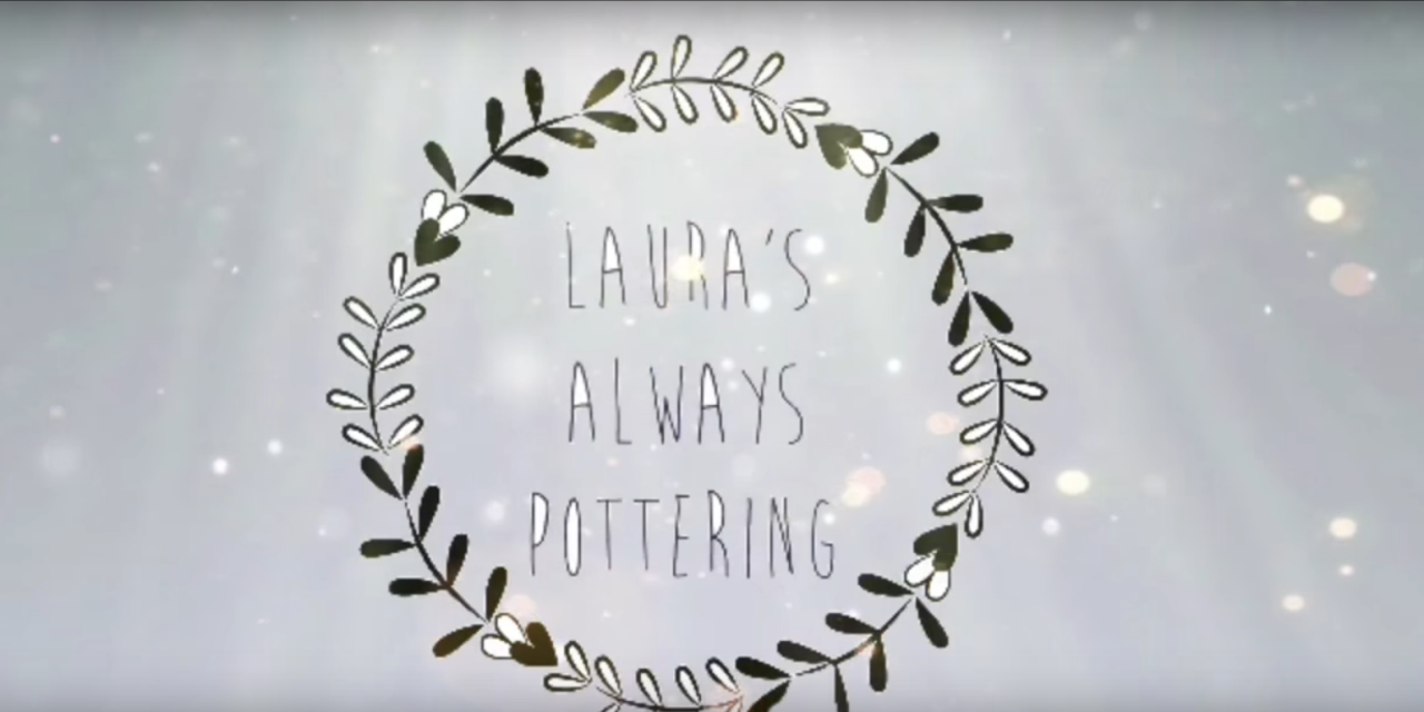 YouTuber Laurasalwayspottering Shares Love of All Things Harry Potter