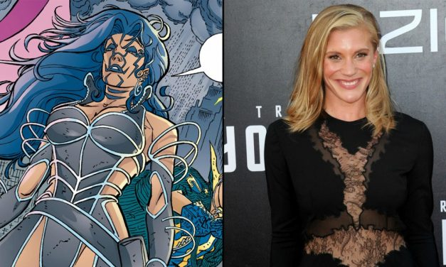THE FLASH Casts Katee Sackhoff as Blacksmith in Season 4