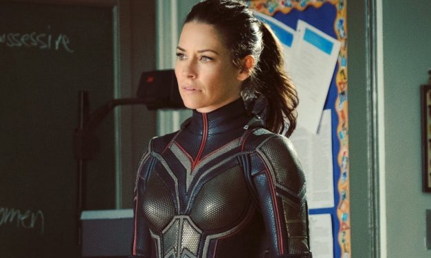 We've Got Our First Look at the ANT-MAN AND THE WASP Villain — Ghost