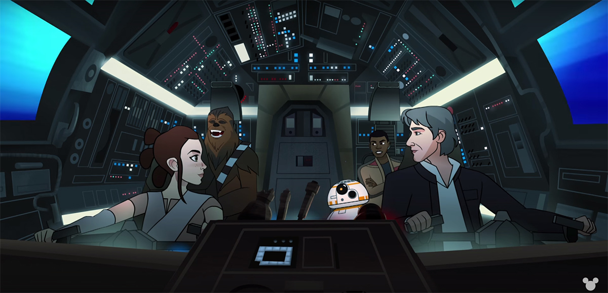More Adventures and Fun Coming In STAR WARS: FORCES OF DESTINY Trailer