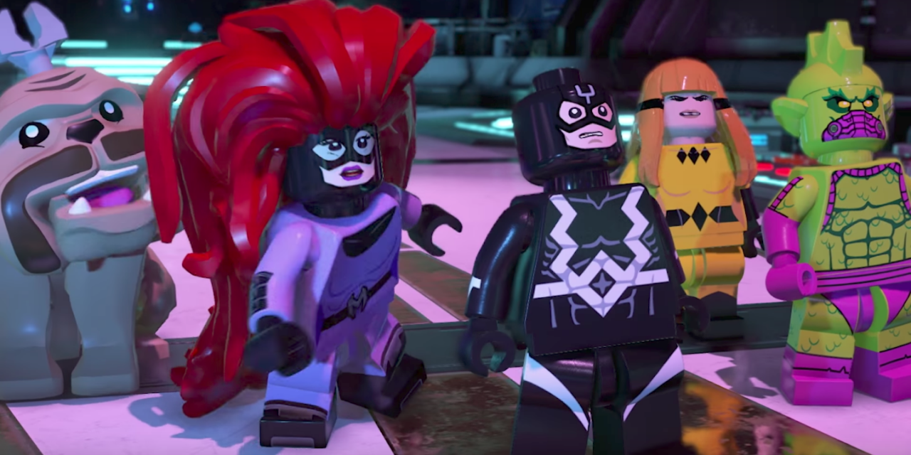 New Ad for LEGO MARVEL SUPER HEROES 2 Features INHUMANS