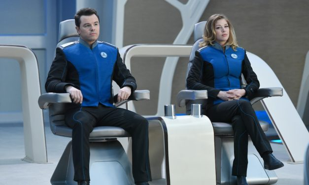 THE ORVILLE Recap: (S01E04) If The Stars Should Appear