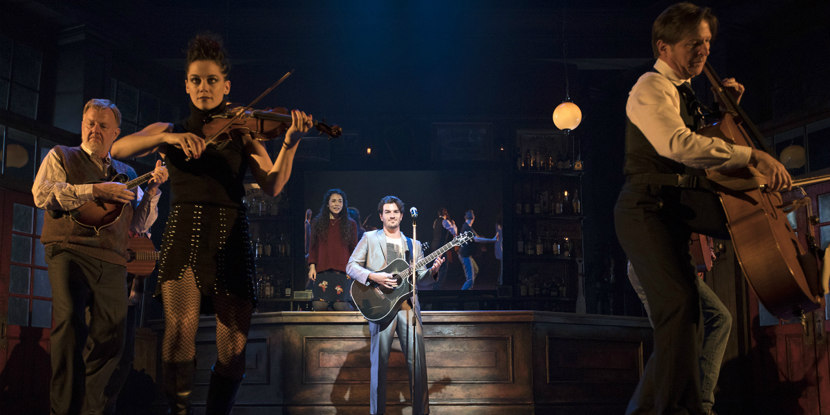 ONCE at South Coast Repertory: A Taste of Broadway in Orange County