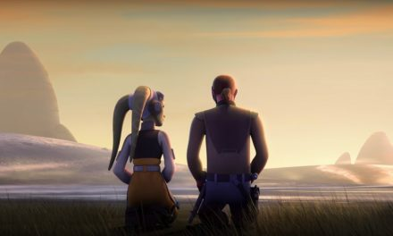 STAR WARS REBELS Season 4 Release Date Unveiled in Exciting New Trailer