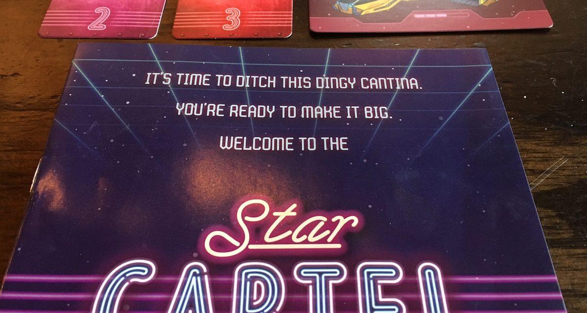 STAR CARTEL: Dammit, Jim… I'm Just A Smuggler!