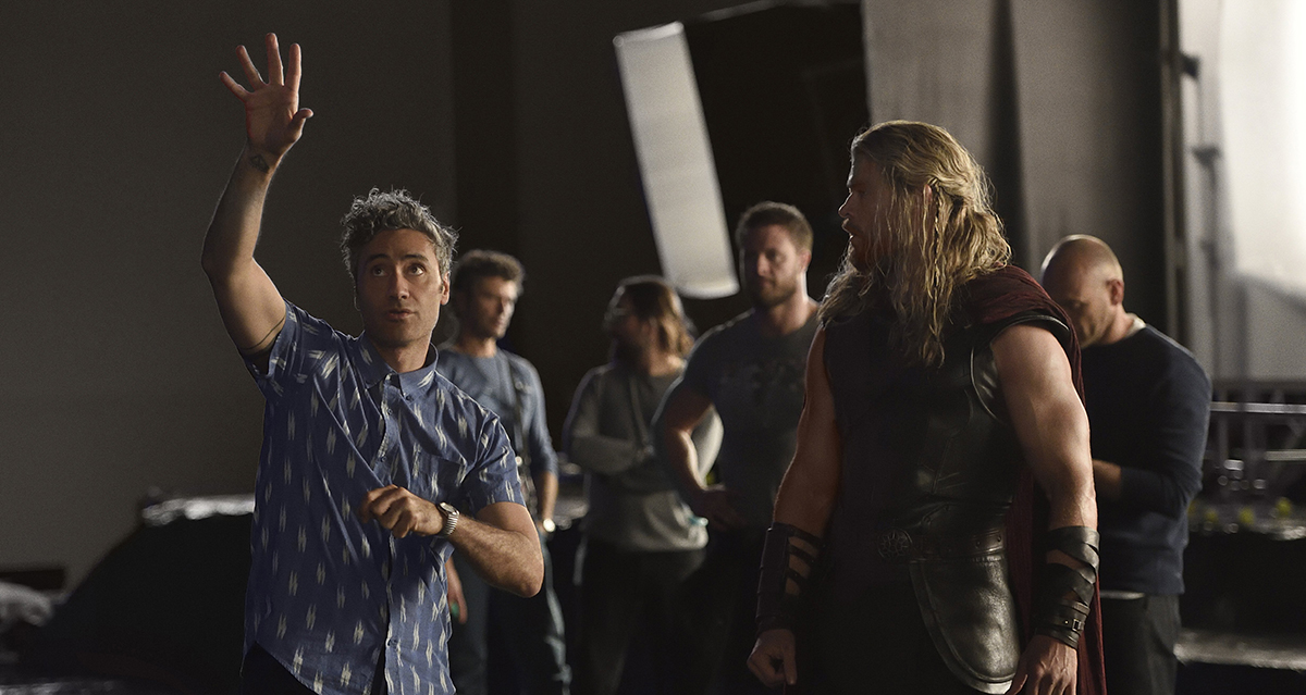 Director Taika Waititi Played Not One but Three Characters in THOR: RAGNAROK
