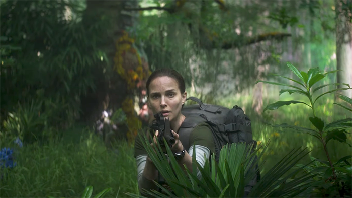 See the Chilling Trailer for ANNIHILATION