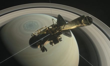 Follow Along with the Exciting End of NASA's Cassini Mission