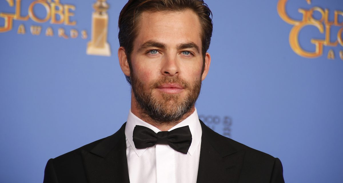 Chris Pine Joins Hulu Robert F. Kennedy Limited Series