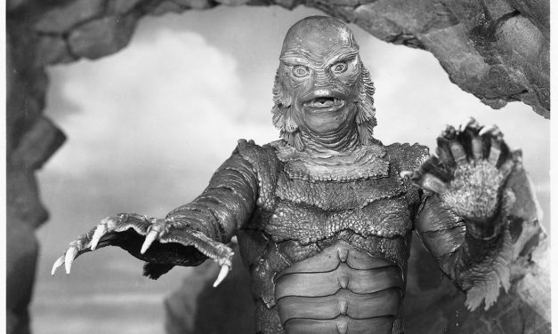 Classic Film Through a Feminist Lens: CREATURE FROM THE BLACK LAGOON