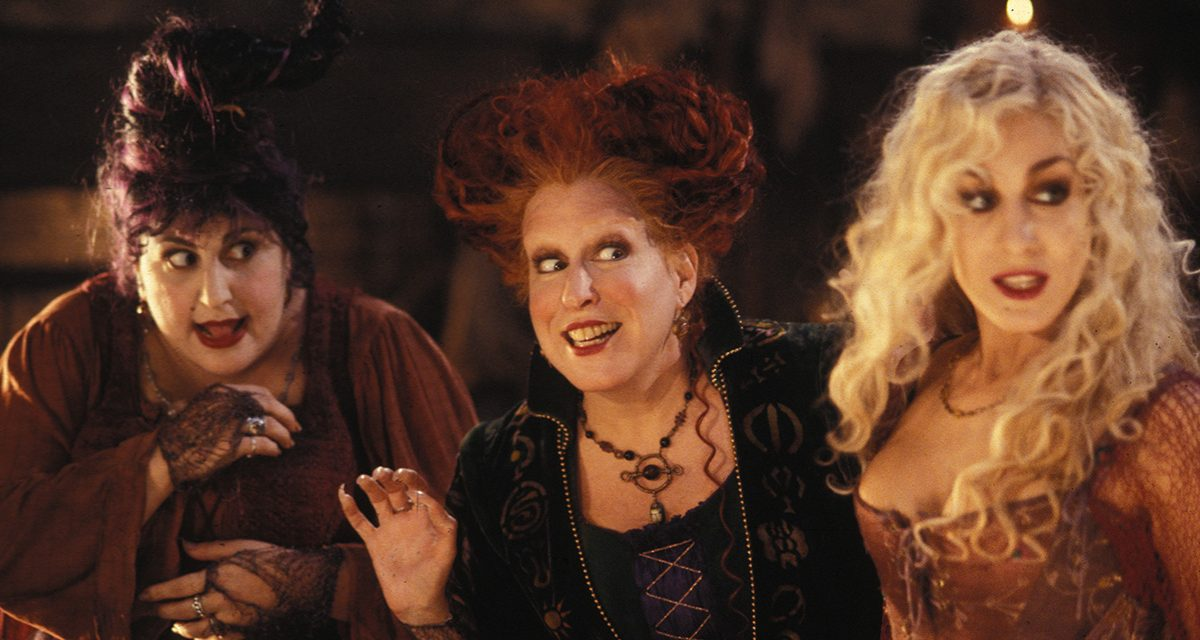 What a Bunch of HOCUS POCUS! TV Reboot Is in the Works at Disney